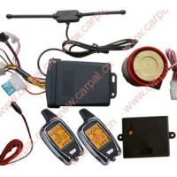 Two Way LCD Pager Motorcycle Alarm with Microwave Sensor and Waterproof Main Unit(FSK 3000m long range)