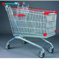 Buy cheap European style trolley from wholesalers