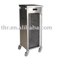 Buy cheap Medical Trolley hospital products (medical records trolley) from wholesalers