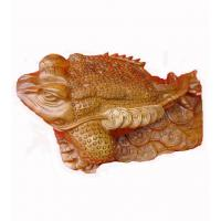 Buy cheap Wooden Handicraft Woodcarving Fortune toad product