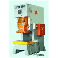 Buy cheap JF21 Series Press With dry Pneumatic Friction Clutch and Shearing Block Protector from wholesalers