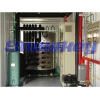 Buy cheap Containerized Ice Making Machine Flake Ice Evaporator from wholesalers