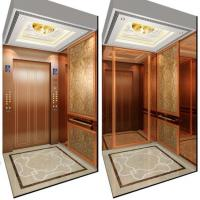Buy cheap PU Paint Steel Elevator Cabin Decoration from wholesalers
