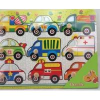 Buy cheap Primary & Early Years Vehicles Peg Puzzle Product Code: ACP2445 from wholesalers
