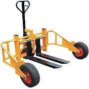 Buy cheap Material Handling All Terrain Pallet Truck from wholesalers