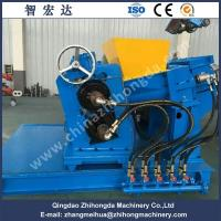 Buy cheap Double Conical Screw Extrusion&Sheeter Machine with 55-110L Kneader from wholesalers