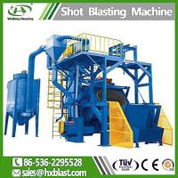 Buy cheap Shot blasting machinery Steel crawler blasting machine, professional production from wholesalers