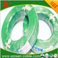 Buy cheap General purpose sheathless cable with single core flexible conductor product