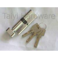 Buy cheap UPVC Window Hardware Product  Lock Cylinder from wholesalers