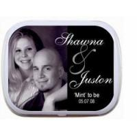 Buy cheap Wedding Favors Personalized Mint Tins (MANY DESIGNS) product