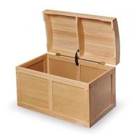 Buy cheap Natural Barrel Top Toy Chest from wholesalers