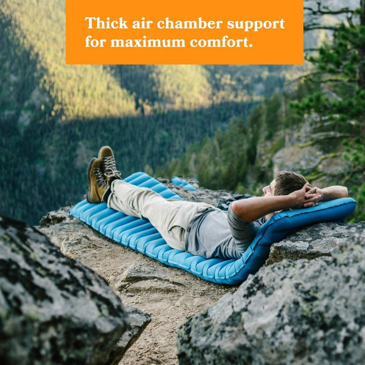 Buy cheap OUTDOOR & TRAVEL Airlite Sleeping Pad with pump Product IDB0160210 from wholesalers