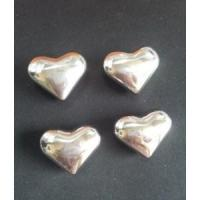 Buy cheap Stainless steel ice cube heart shape from wholesalers