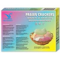 Buy cheap Mixed Color Prawn Crackers from wholesalers