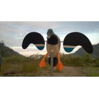 Buy cheap Plastic motorized spinning-wings duck decoy from wholesalers