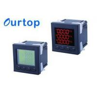 Buy cheap 80~270V Multifunction Digital Panel Meter With Programmable Measurement product
