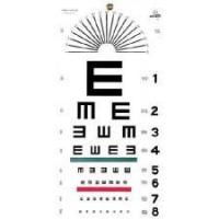 Buy cheap Distance Vision Eye Chart - Illiterate E from wholesalers