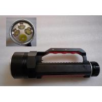 Buy cheap LED Diving Torch, 3*CREE XM-L T6 2800lm diving flashlight DAT196 from wholesalers