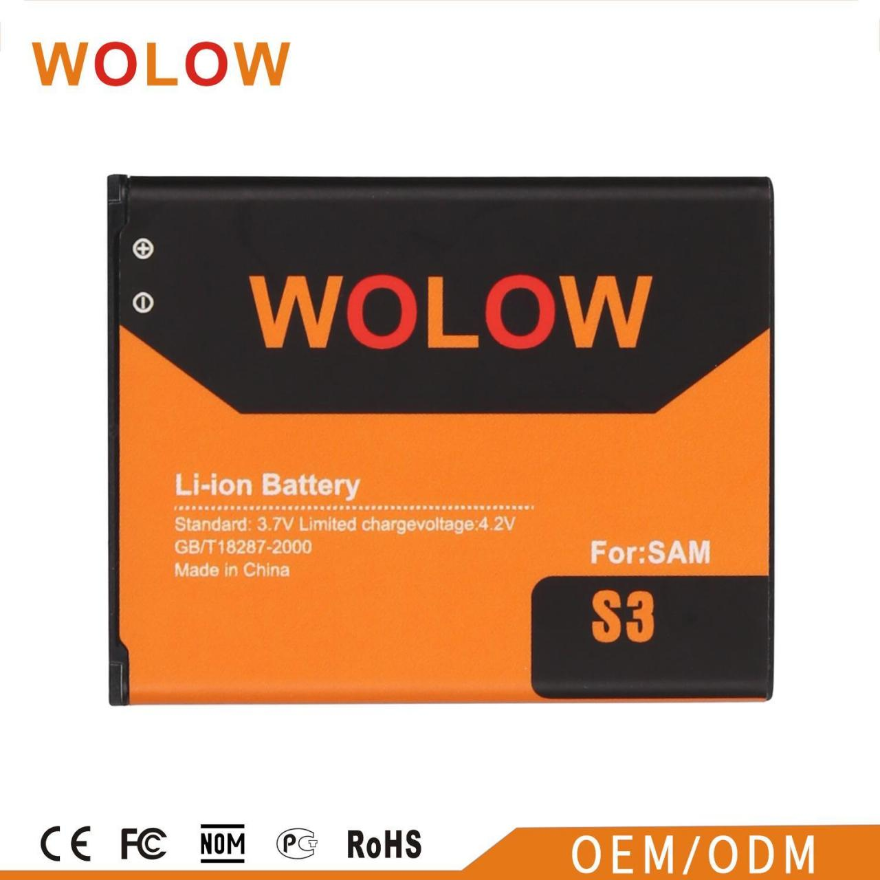 China Mobile Battery Samsung S3 Battery on sale