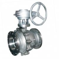 Gear operated ball valve popular gear operated ball valve for How motor operated valve works