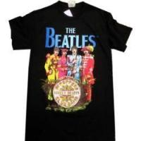 Buy cheap The Beatles Sgt. Peppers Characters T-shirt from wholesalers
