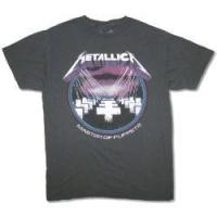 Buy cheap Metallica Master of Puppets Charcoal T-shirt from wholesalers