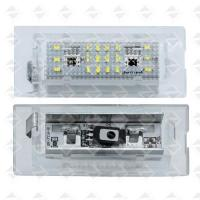 Buy cheap Led license Plate Light For BMW E53 X5 E83 X3 from wholesalers