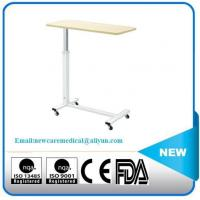 Buy cheap NC-B26 ABS overbed table from wholesalers