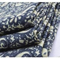 Buy cheap High quality plain woven reactive print stretch sateen 95 cotton fabric from wholesalers