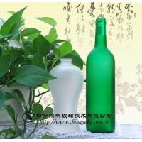 Buy cheap Bottle Glass Frostin from wholesalers