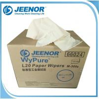Buy cheap L20 Universal Industrial Paper Wiper for Kitchen paper towel pop up type from wholesalers