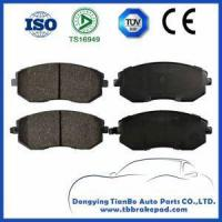 Buy cheap Subaru Outback Low Noise Semi Metallic Painted Plastic Front Brake Pad from wholesalers