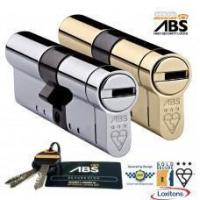 ABS 3* TS007 Kitemarked Security Euro Door Cylinder