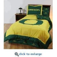 Buy cheap Oregon Ducks Twin Bed-in-a-Bag from wholesalers