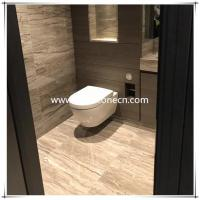 Buy cheap ES-M012 Greece European George grey wooden grain marble tiles and wooden grain marble slabs from wholesalers