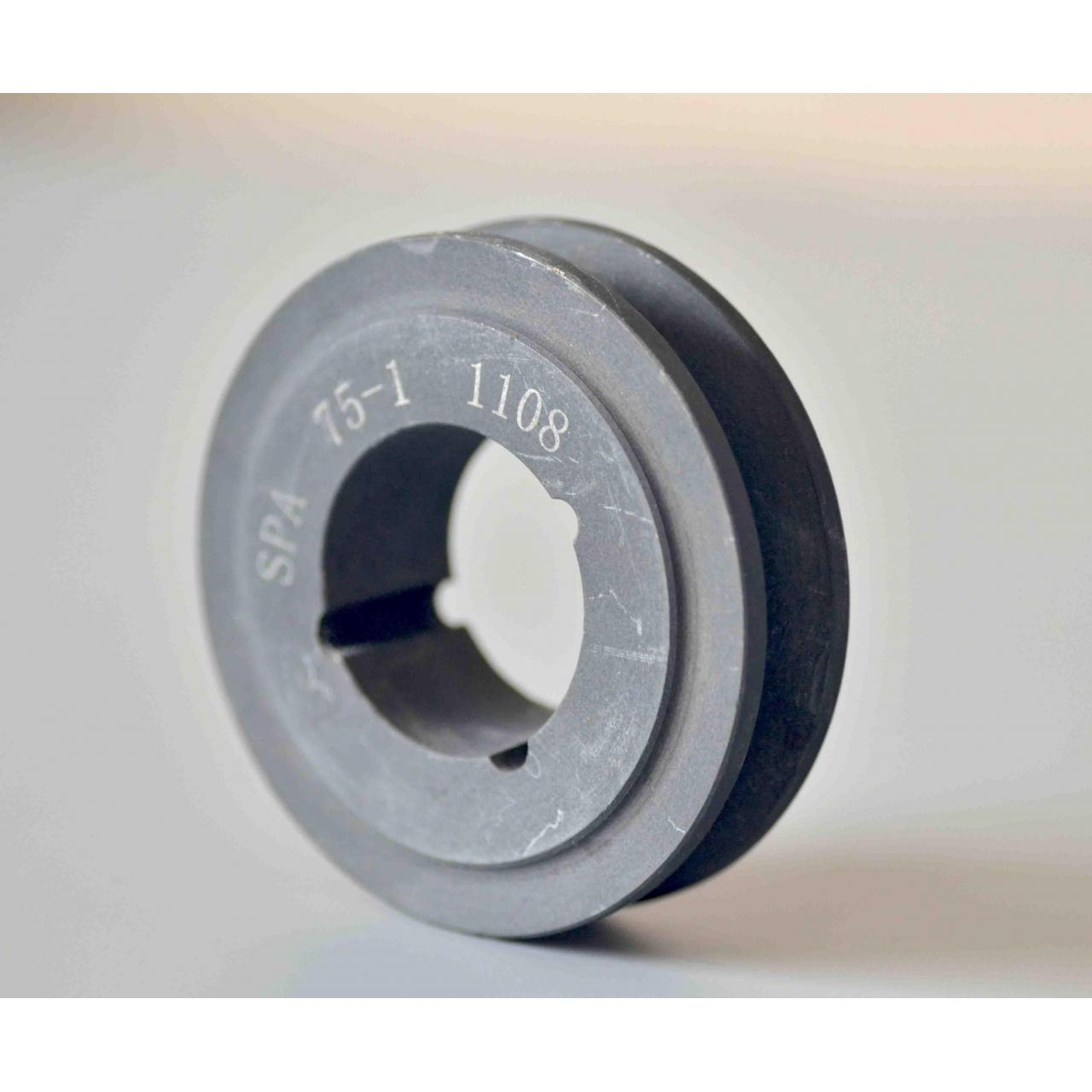 Buy cheap v-belt pulley for taper bore from wholesalers