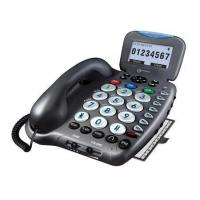 Buy cheap Digital Amplified Telephone with Answering Machine, Talking Called ID & Talking Keys from wholesalers