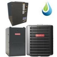 Buy cheap 2.5 Ton Goodman 16 SEER 96% AFUE Up To 80K BTU System GSX160301A, Furnace, Cased Coil, TXV from wholesalers