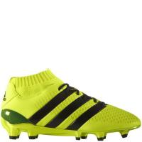 Buy cheap adidas ACE 16.1 Primeknit J Solar Yellow/Black/Silver Metallic FG Youth Soccer Cleats - model BB0782 from wholesalers