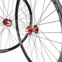 Buy cheap Mountain Custom Velocity Road / Cyclocross / Gravel Disc Brake Front Wheel from wholesalers