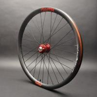 Buy cheap Cyclocross Custom Plus Carbon MTB Front Wheel from wholesalers