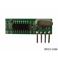 Buy cheap ASK/OOK Receiver Module 433.92/315Mhz Receiver Module - CY65 from wholesalers