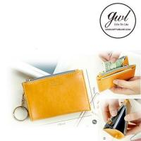 Buy cheap Wallet Colorful Slim Coin Wallet with Keyrings for Woman from wholesalers