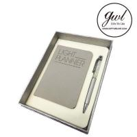 Buy cheap Corporate Gifts Set Lowest Price Personalized Giveaways Item Mini Notebook with Pen in Set Gifts from wholesalers