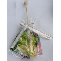 Buy cheap Complete Dazzling Tea Favor w/2 Tea Bags, Honey Spoon & Personalized Ribbon from wholesalers