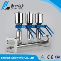 Buy cheap Stainless Steel Three- Branches Vacuum Filtration Units for Wholesales from wholesalers