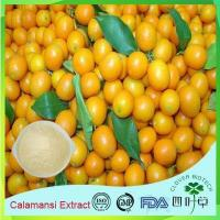 Buy cheap Calamansi Extract Vc 30% With Whitening Effect from wholesalers