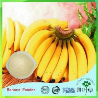 Buy cheap Water-Soluble Extract 5: 1 10: 1 Banana Fruit Powder from wholesalers