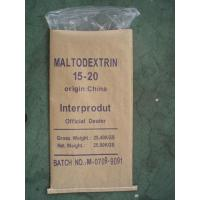 Buy cheap Food additive PRODUCT name :MALTODEXTRIN from wholesalers