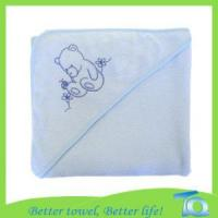 Buy cheap Baby Bamboo Hooded Towel Organic from wholesalers